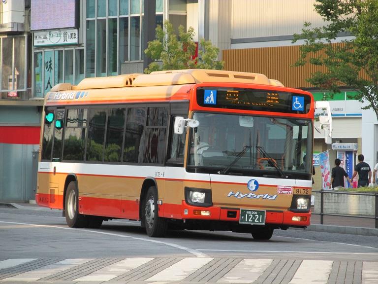 [2016年の夏][姫路市] 神姫バス Phot1086