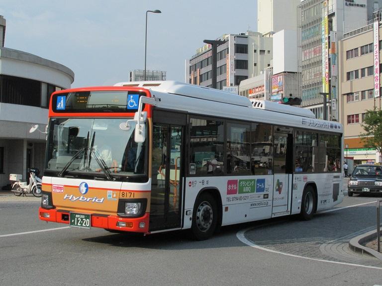 [2016年の夏][姫路市] 神姫バス Phot1088