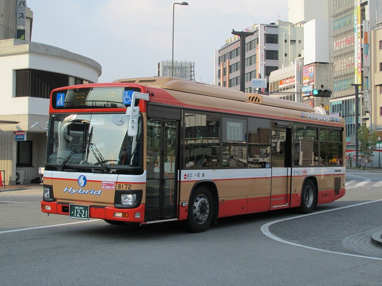 [2016年の夏][姫路市] 神姫バス Phot1089