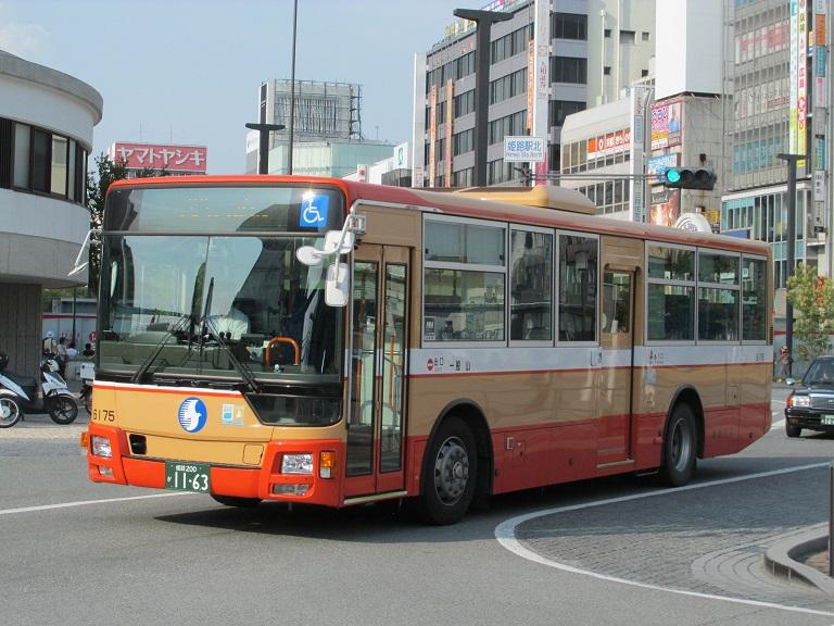 [2016年の夏][姫路市] 神姫バス Phot1090