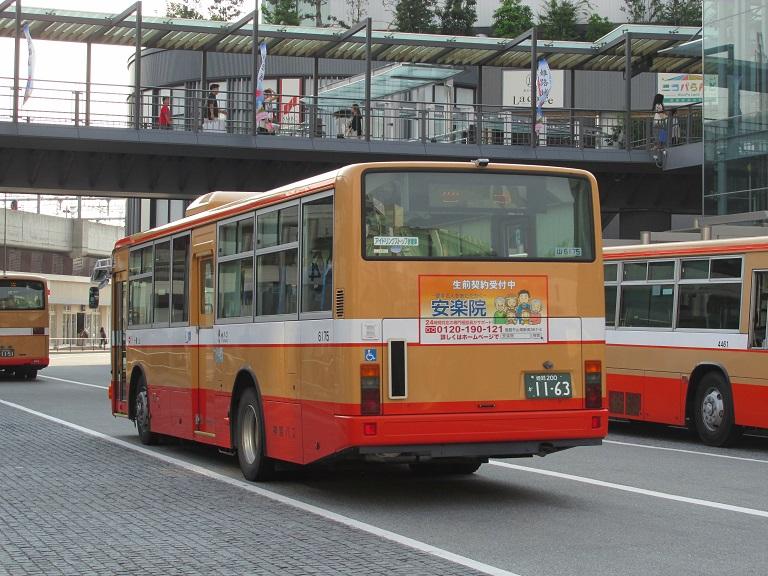 [2016年の夏][姫路市] 神姫バス Phot1091