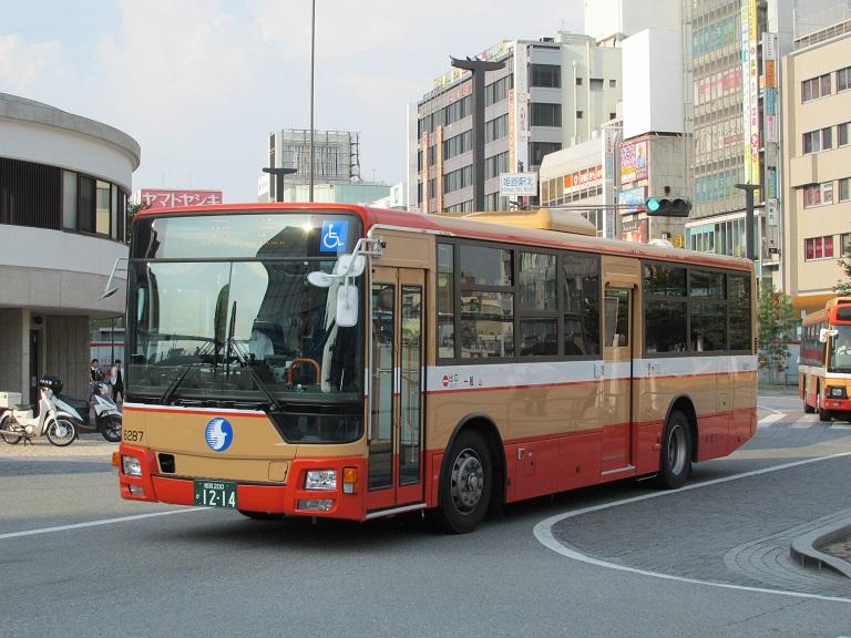 [2016年の夏][姫路市] 神姫バス Phot1092