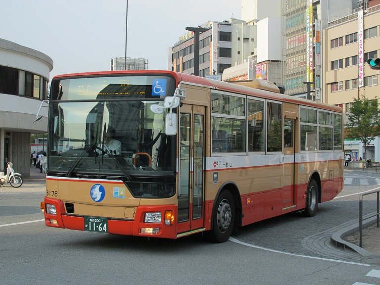[2016年の夏][姫路市] 神姫バス Phot1093