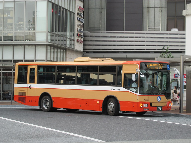 [2016年の夏][姫路市] 神姫バス Phot1096