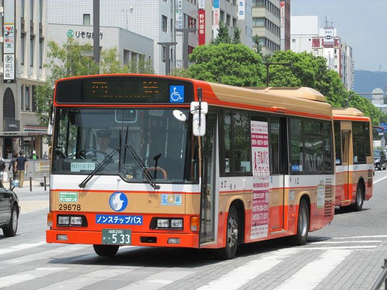 [2016年の夏][姫路市] 神姫バス Phot1099