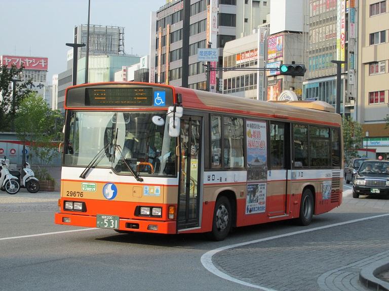 [2016年の夏][姫路市] 神姫バス Phot1104
