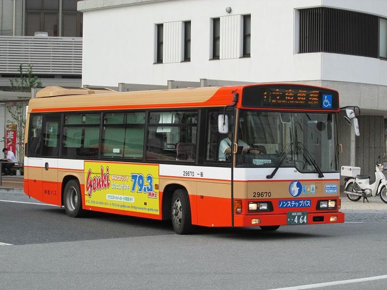 [2016年の夏][姫路市] 神姫バス Phot1106