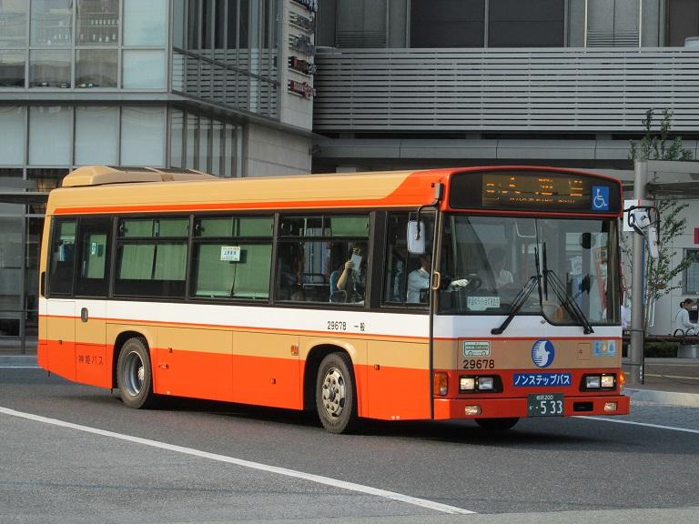 [2016年の夏][姫路市] 神姫バス Phot1107