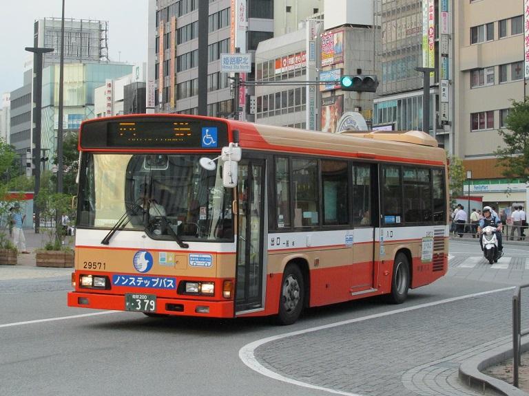 [2016年の夏][姫路市] 神姫バス Phot1110