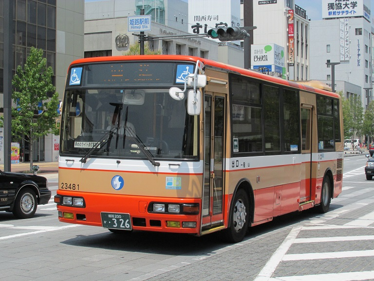 [2016年の夏][姫路市] 神姫バス Phot1112