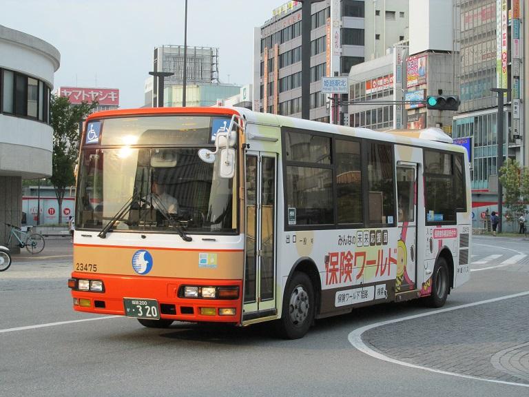 [2016年の夏][姫路市] 神姫バス Phot1114