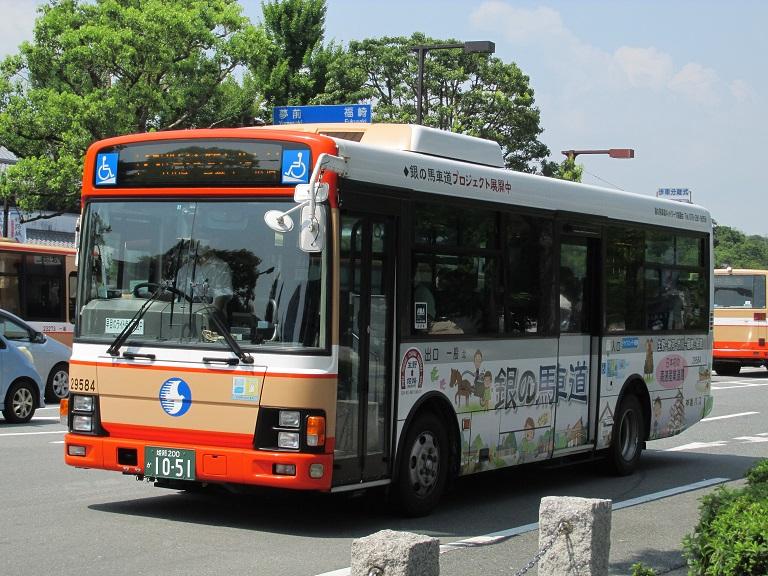 [2016年の夏][姫路市] 神姫バス Phot1115
