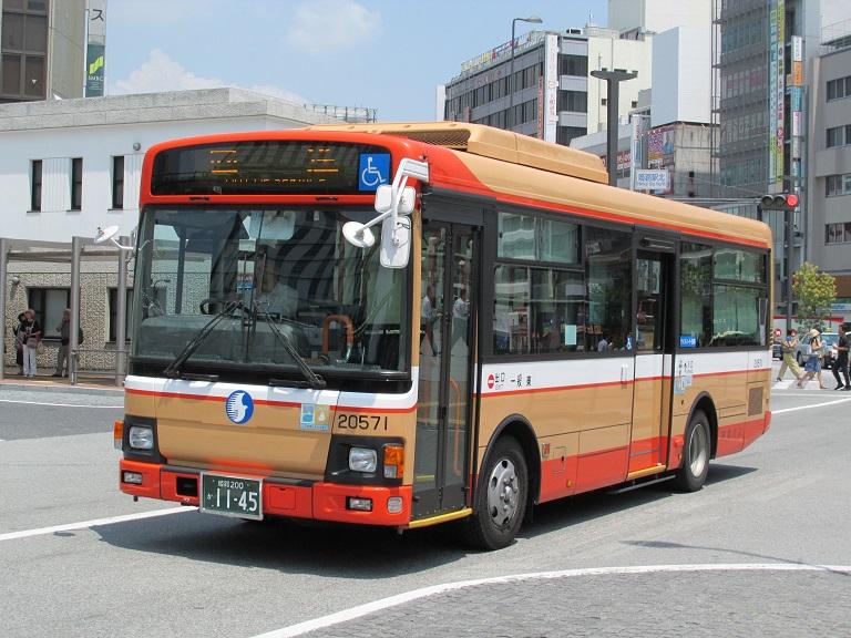 [2016年の夏][姫路市] 神姫バス Phot1116
