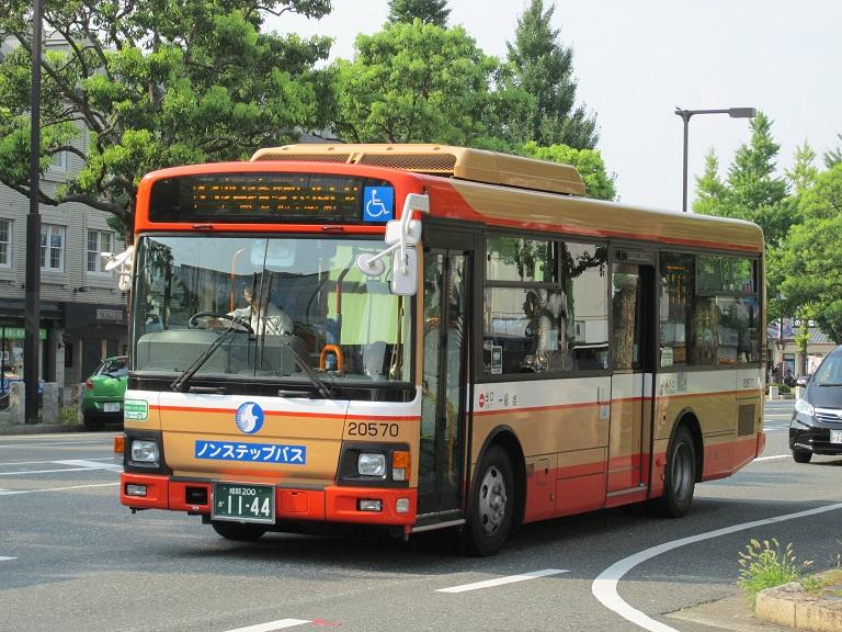 [2016年の夏][姫路市] 神姫バス Phot1117
