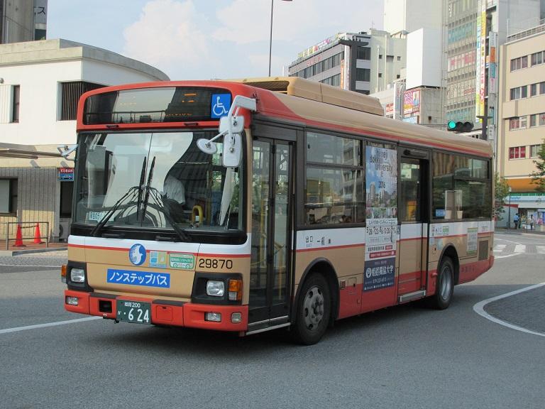[2016年の夏][姫路市] 神姫バス Phot1119