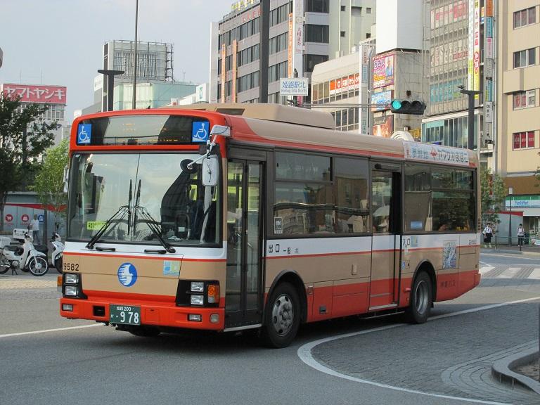 [2016年の夏][姫路市] 神姫バス Phot1121