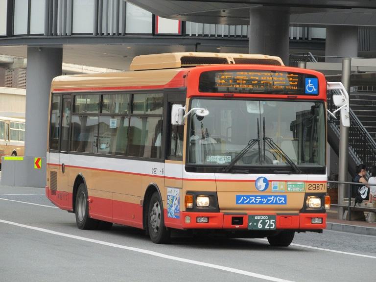 [2016年の夏][姫路市] 神姫バス Phot1124