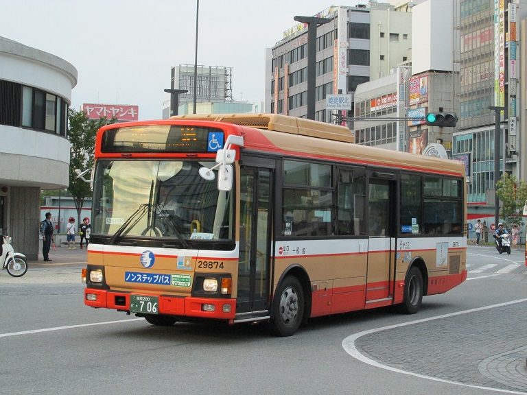 [2016年の夏][姫路市] 神姫バス Phot1126