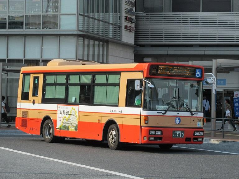 [2016年の夏][姫路市] 神姫バス Phot1128