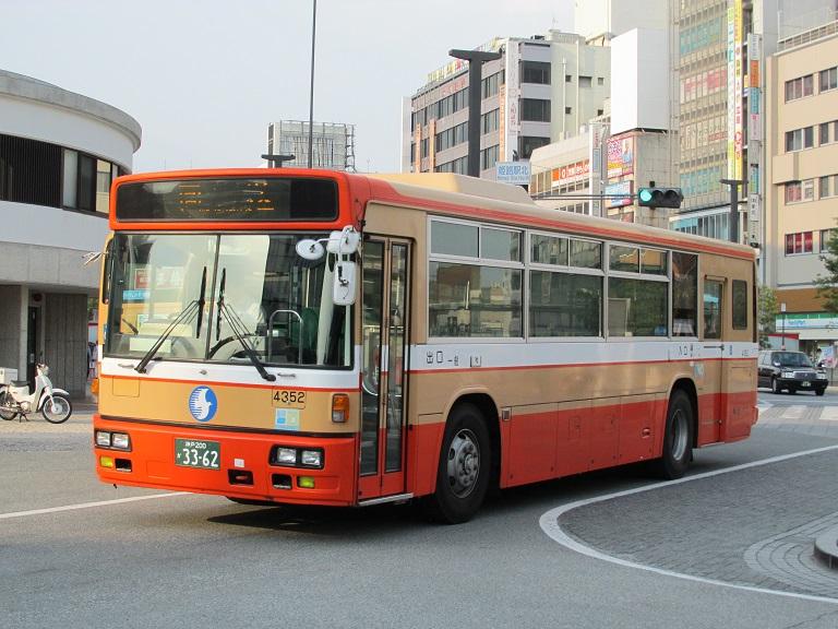 [2016年の夏][姫路市] 神姫バス Phot1130