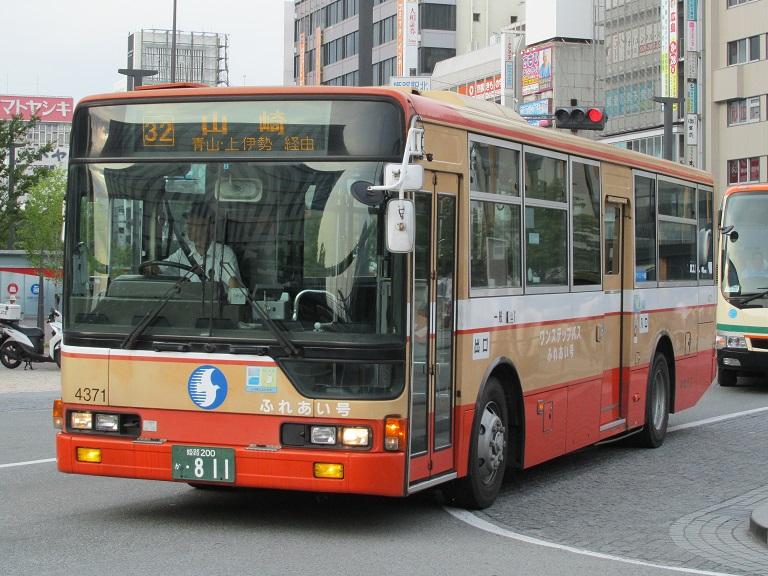 [2016年の夏][姫路市] 神姫バス Phot1132