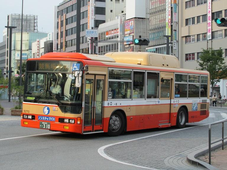 [2016年の夏][姫路市] 神姫バス Phot1133