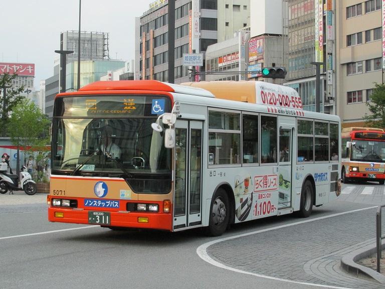 [2016年の夏][姫路市] 神姫バス Phot1135