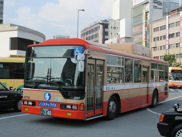 [2016年の夏][姫路市] 神姫バス Phot1136