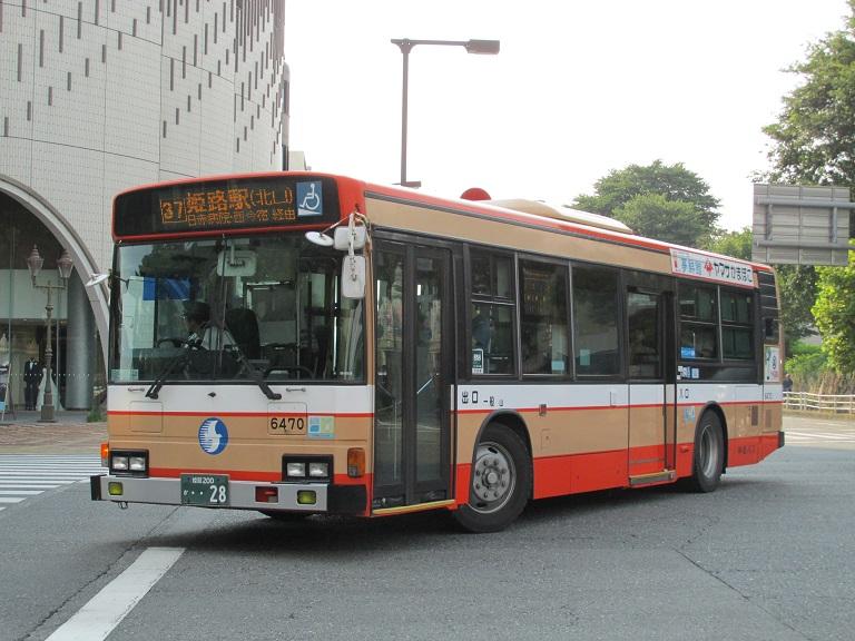 [2016年の夏][姫路市] 神姫バス Phot1137