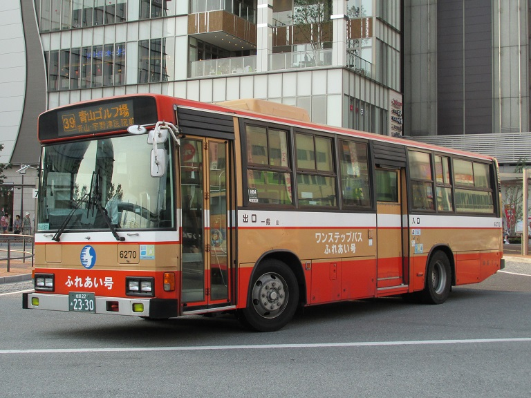 [2016年の夏][姫路市] 神姫バス Phot1138