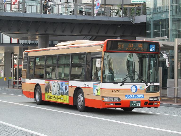 [2016年の夏][姫路市] 神姫バス Phot1142