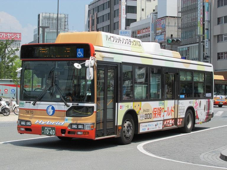 [2016年の夏][姫路市] 神姫バス Phot1145