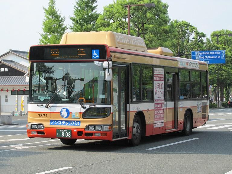 [2016年の夏][姫路市] 神姫バス Phot1146