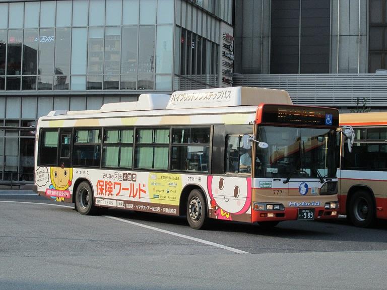 [2016年の夏][姫路市] 神姫バス Phot1151