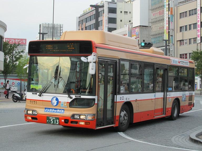 [2016年の夏][姫路市] 神姫バス Phot1152