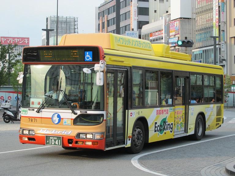 [2016年の夏][姫路市] 神姫バス Phot1153