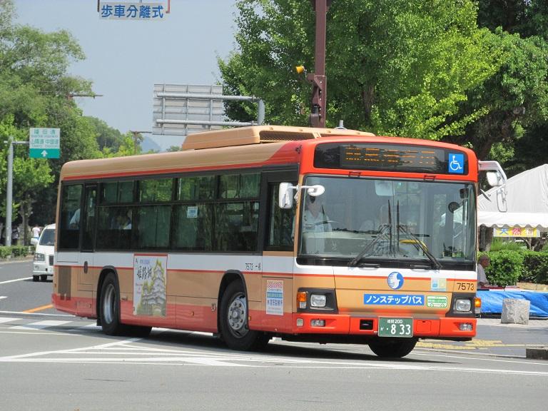 [2016年の夏][姫路市] 神姫バス Phot1154