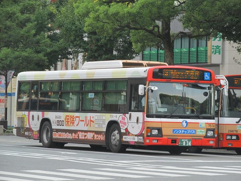 [2016年の夏][姫路市] 神姫バス Phot1155