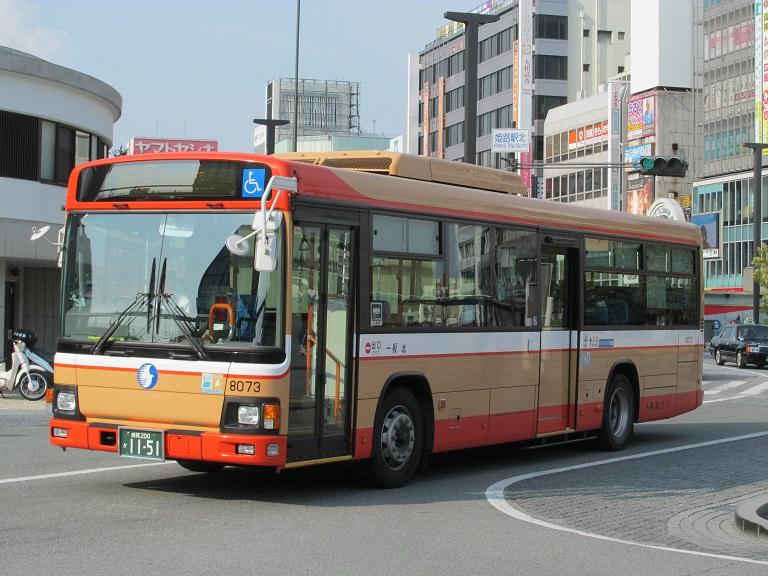 [2016年の夏][姫路市] 神姫バス Phot1156