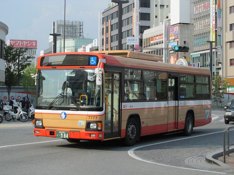 [2016年の夏][姫路市] 神姫バス Phot1158