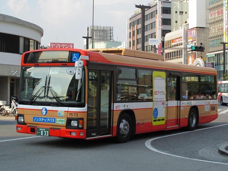 [2016年の夏][姫路市] 神姫バス Phot1160
