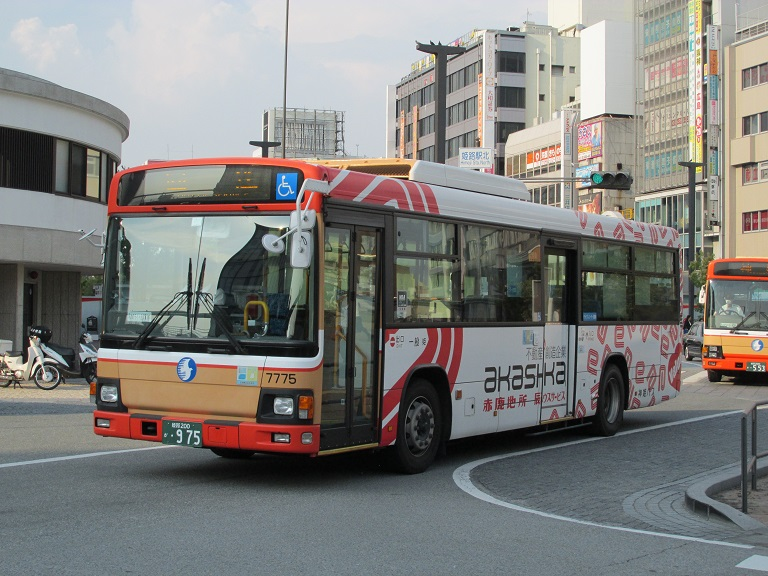 [2016年の夏][姫路市] 神姫バス Phot1161