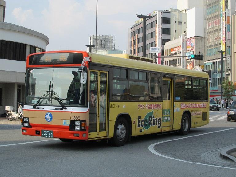 [2016年の夏][姫路市] 神姫バス Phot1162
