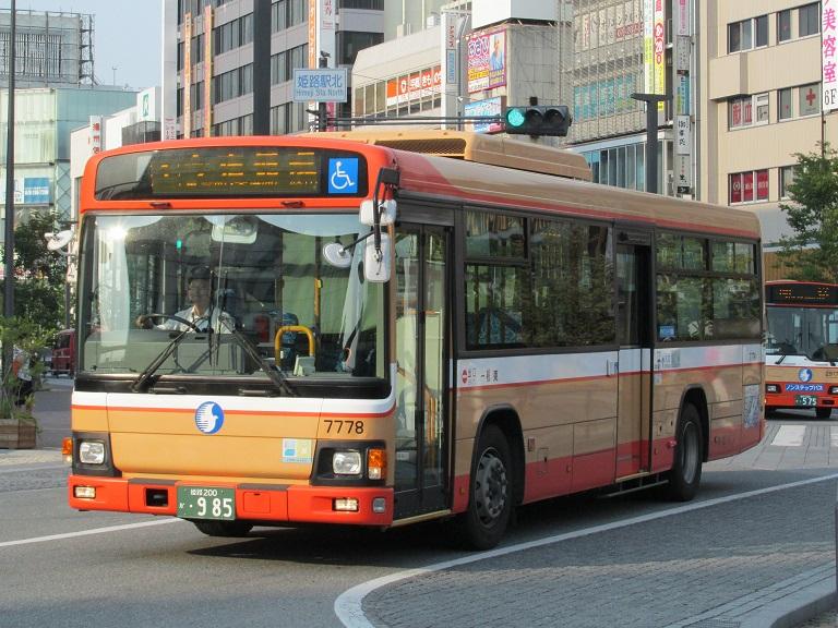 [2016年の夏][姫路市] 神姫バス Phot1165