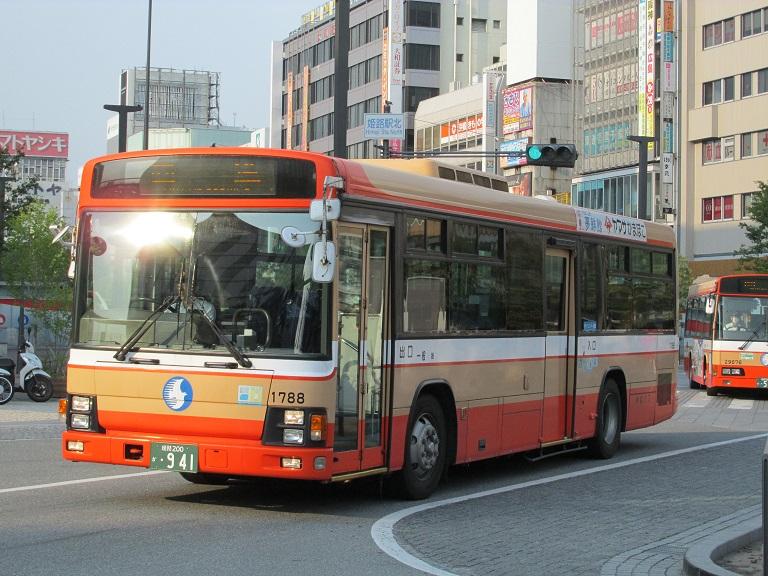 [2016年の夏][姫路市] 神姫バス Phot1166
