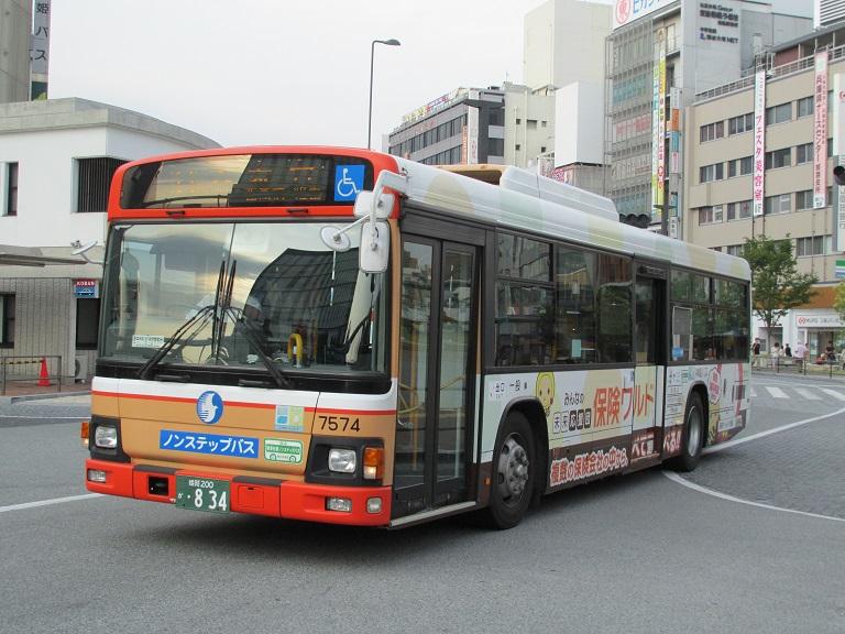 [2016年の夏][姫路市] 神姫バス Phot1170