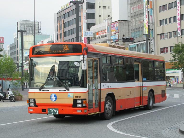[2016年の夏][姫路市] 神姫バス Phot1171