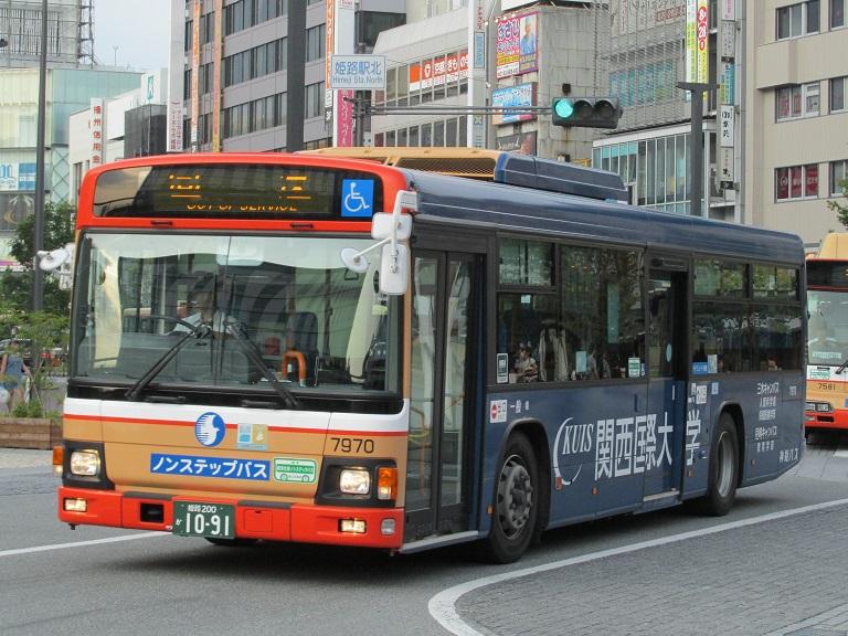 [2016年の夏][姫路市] 神姫バス Phot1172