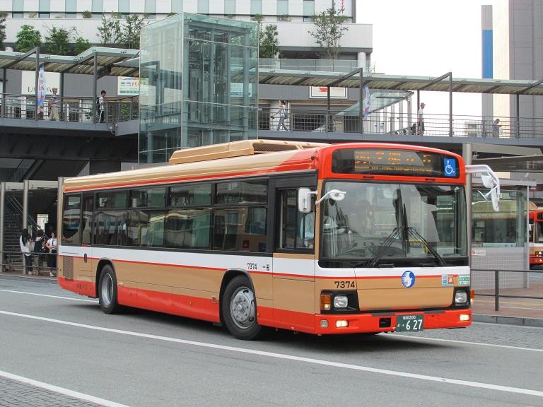 [2016年の夏][姫路市] 神姫バス Phot1175