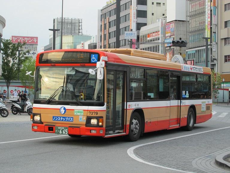 [2016年の夏][姫路市] 神姫バス Phot1176